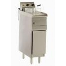 PSPF6 SINGLE AND DOUBLE ELECTRIC PEDESTAL FRYER