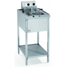 PARRY PSPF3TB SINGLE TANK BASKET ELECTRIC PEDESTAL FRYER