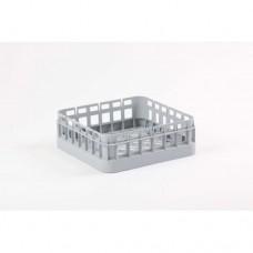 400x400mm Glasswasher Basket