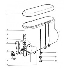 22800-14900 Faucet Tap (Ref 5 on diagram)