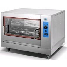 16 Bird Chicken Rotisserie Oven