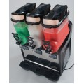 Cofrimell Oasis Triple Bowl Slush Machine