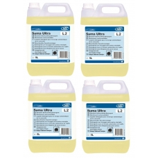 Glasswash / Risne Aid Mixed Pack (4x5 Litres)